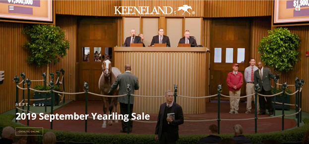 2019 Keeneland September Sale